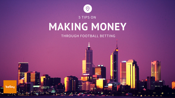 Betloy -Making-money through-football-betting