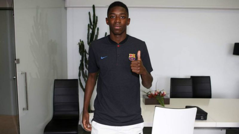 Demebele at barca medical