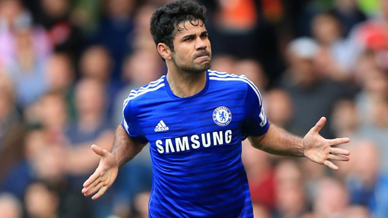 Diego Costa Has Said He Will Not Return To Chelsea