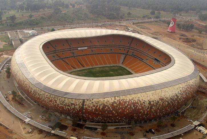 FNB Stadium, Johannesburg, South Africa