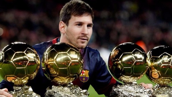 Lionel Messi cup