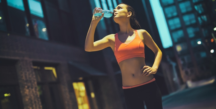 How to stay Hydrated when working out and exercising