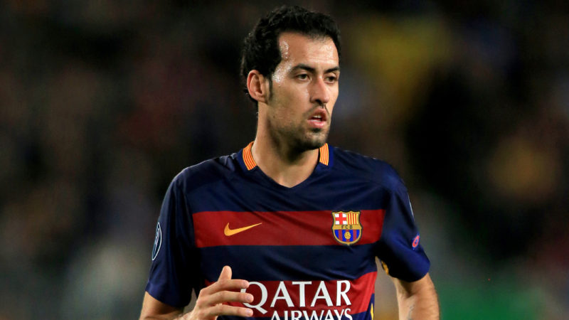 Barcelona's Loss May Be A Pointer For New Signings. Busquets Thinks Otherwise