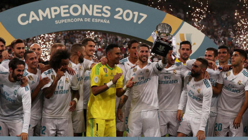 Real Madrid Shows The World They Are Unstoppable