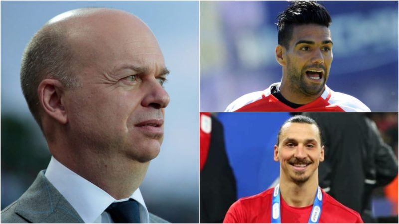 AC Milan Needs A Striker Like Ibrahimovic and Falco - Marco Fassone
