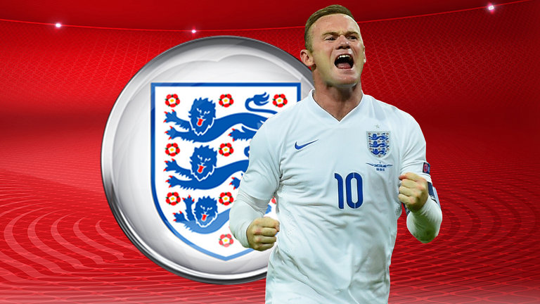 Rooney resigns from england national team