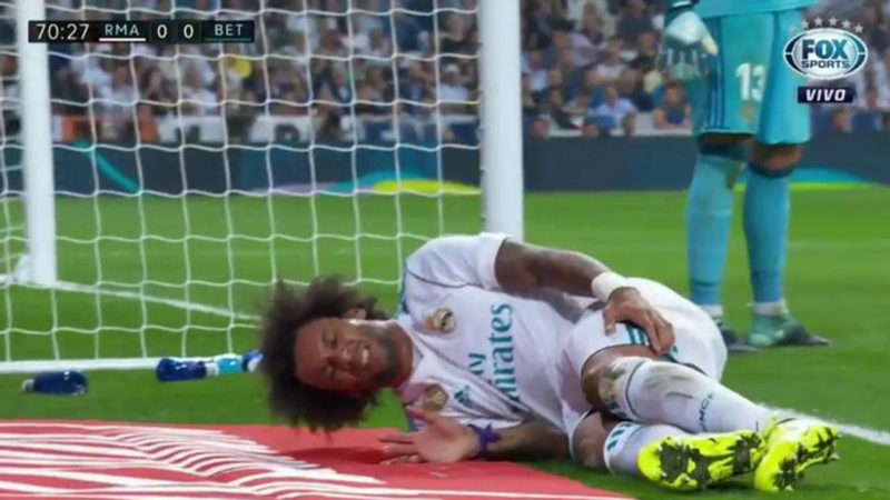 marcelo injury