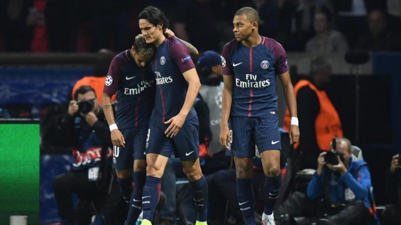 Neymar, Cavani and Mbappe makes defending difficult for rivals - Verratti