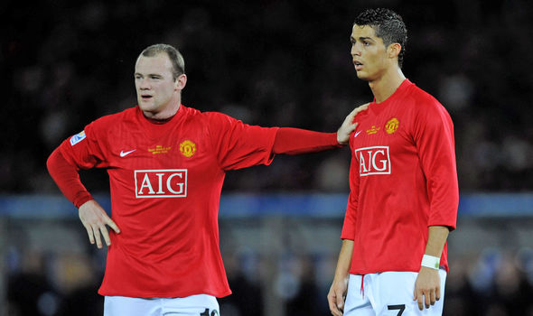 Van Der Sar Unvails Hidden Secret To Ronaldo's Success Over Rooney