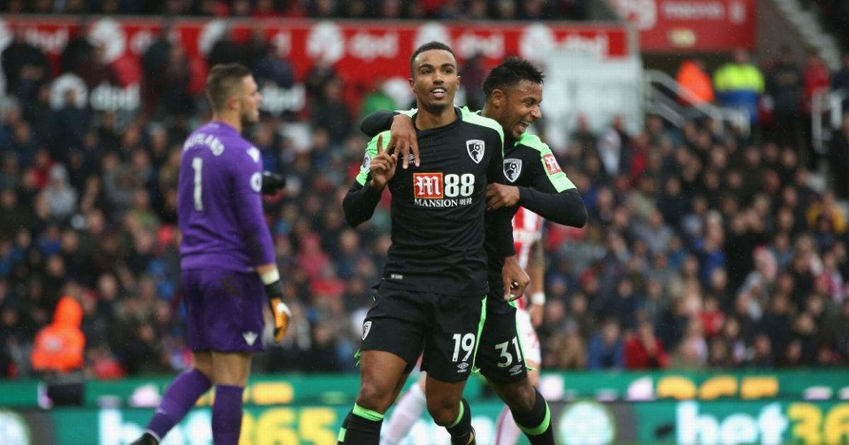 Stoke-City-v-AFC-Bournemouth-Premier-League: Stanisla steals the show