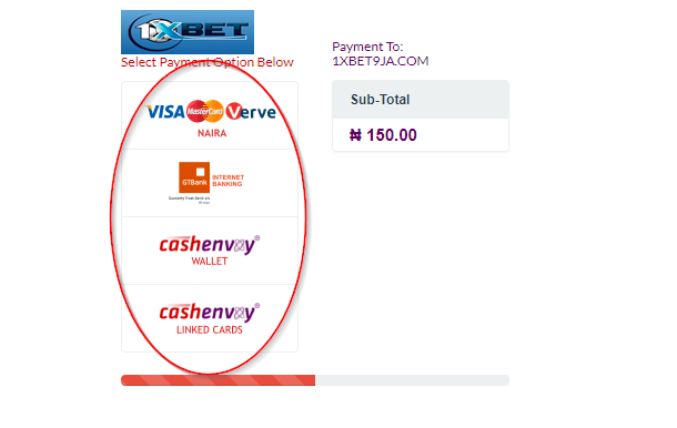 Deposit And Fund Your Nigerian 1XBET Account